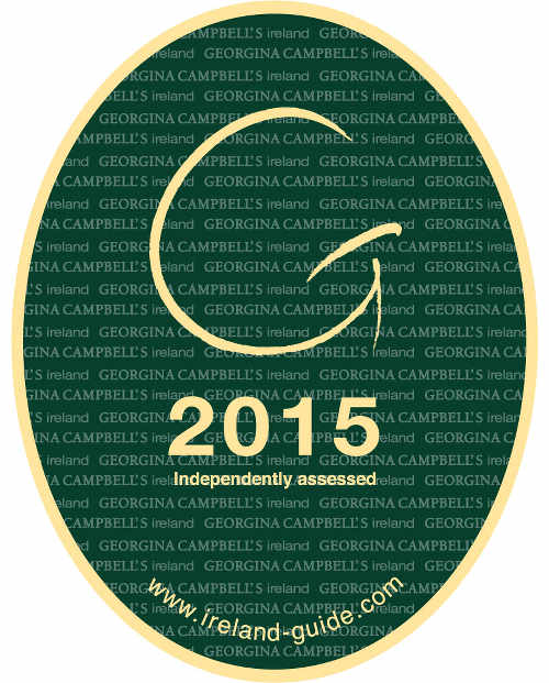 Georgina Campbell Recommendation 2015