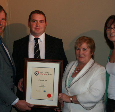 Laois Enterprise Awards 2009