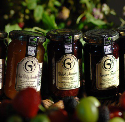 New range of Jams & Marmalade