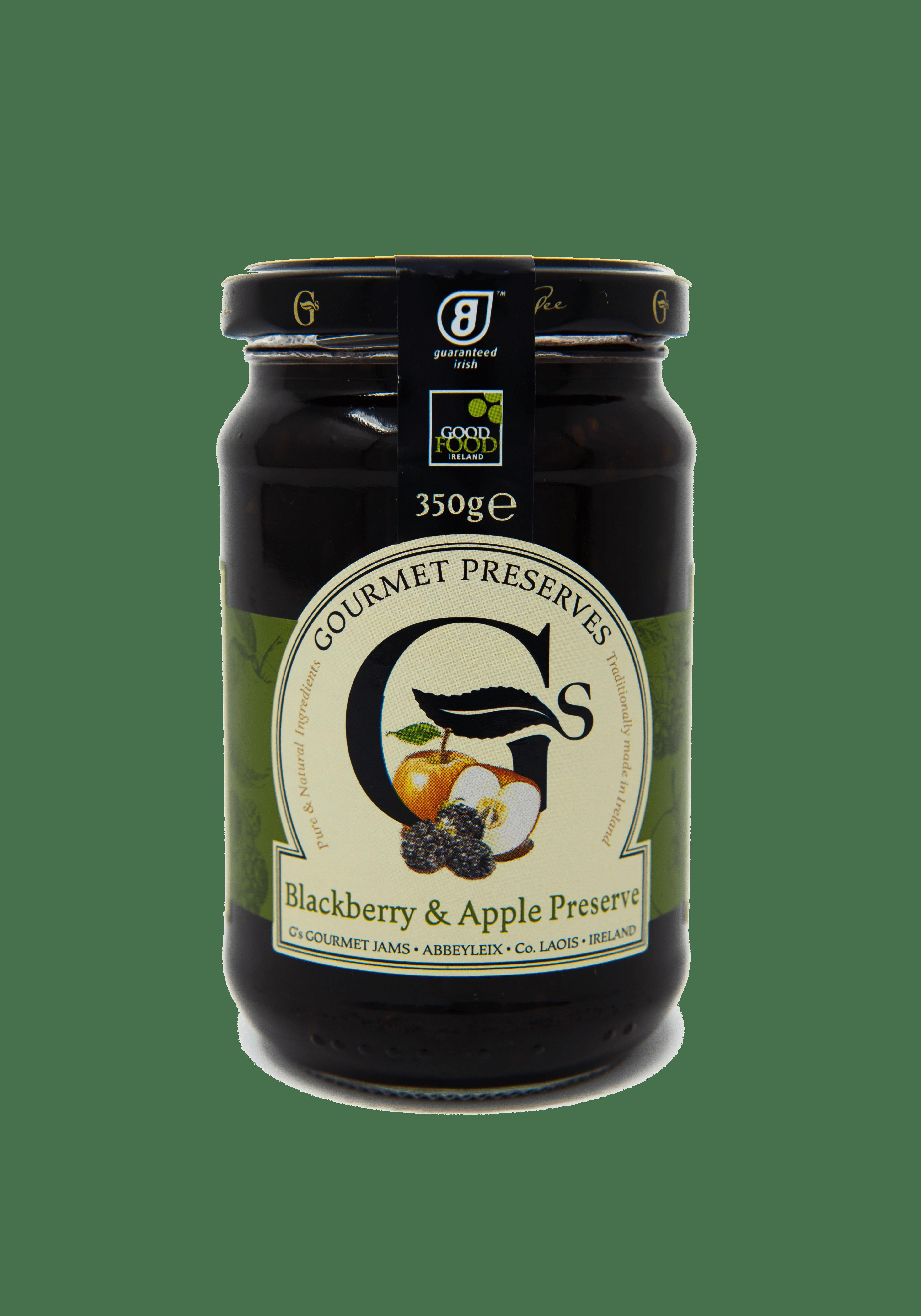 Blackberry & Apple Jam Image