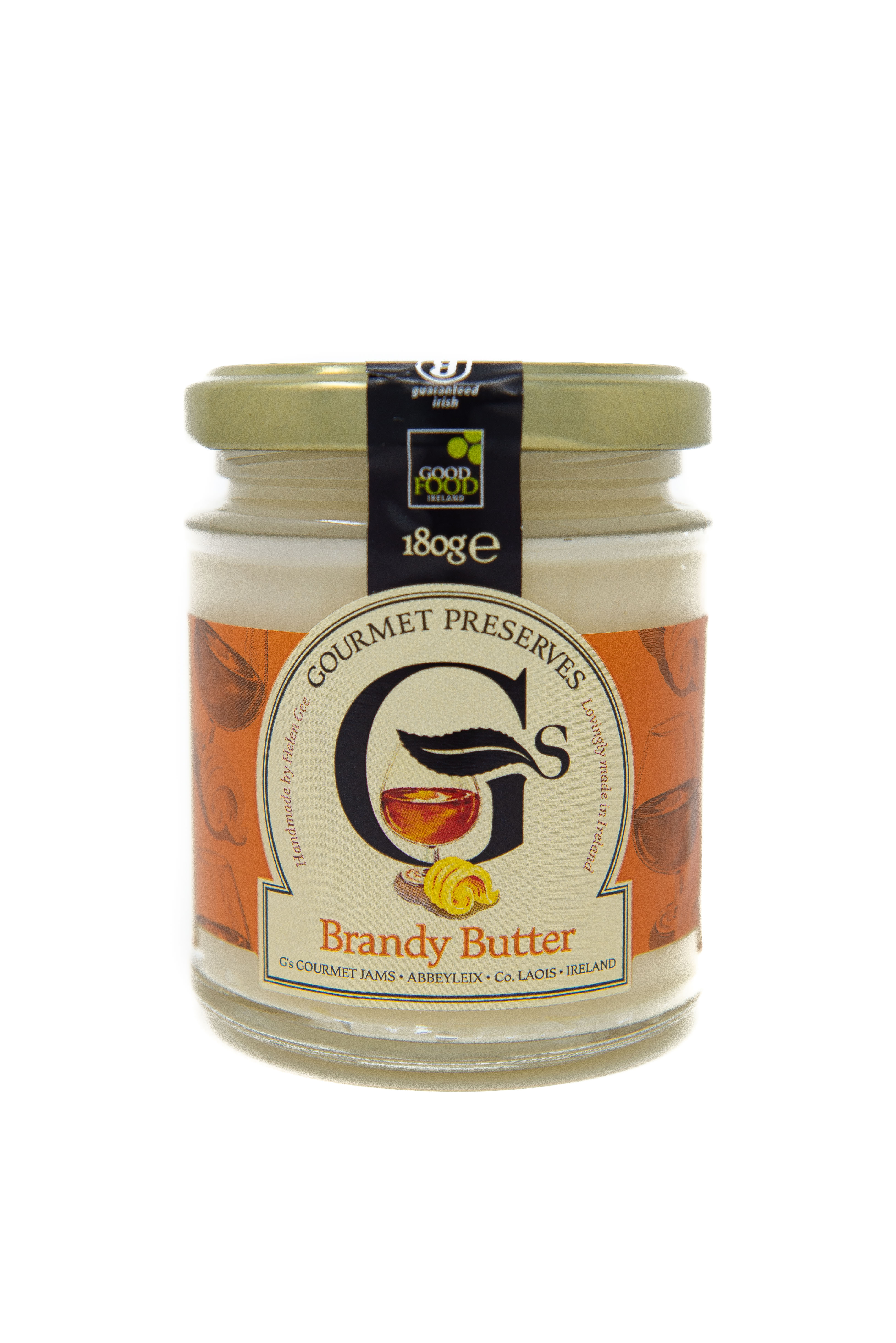 Brandy Butter Image
