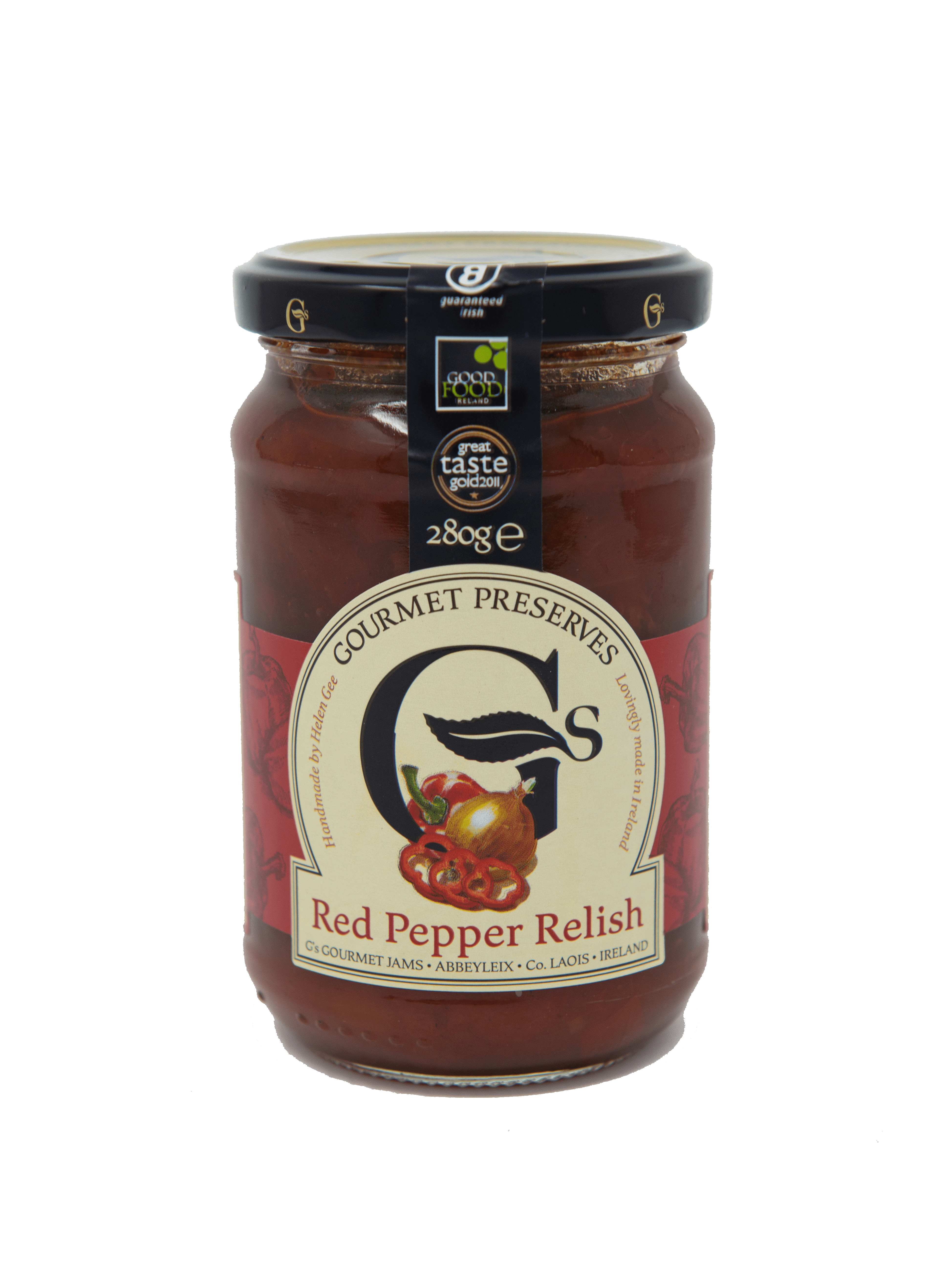Red Pepper Relish Image