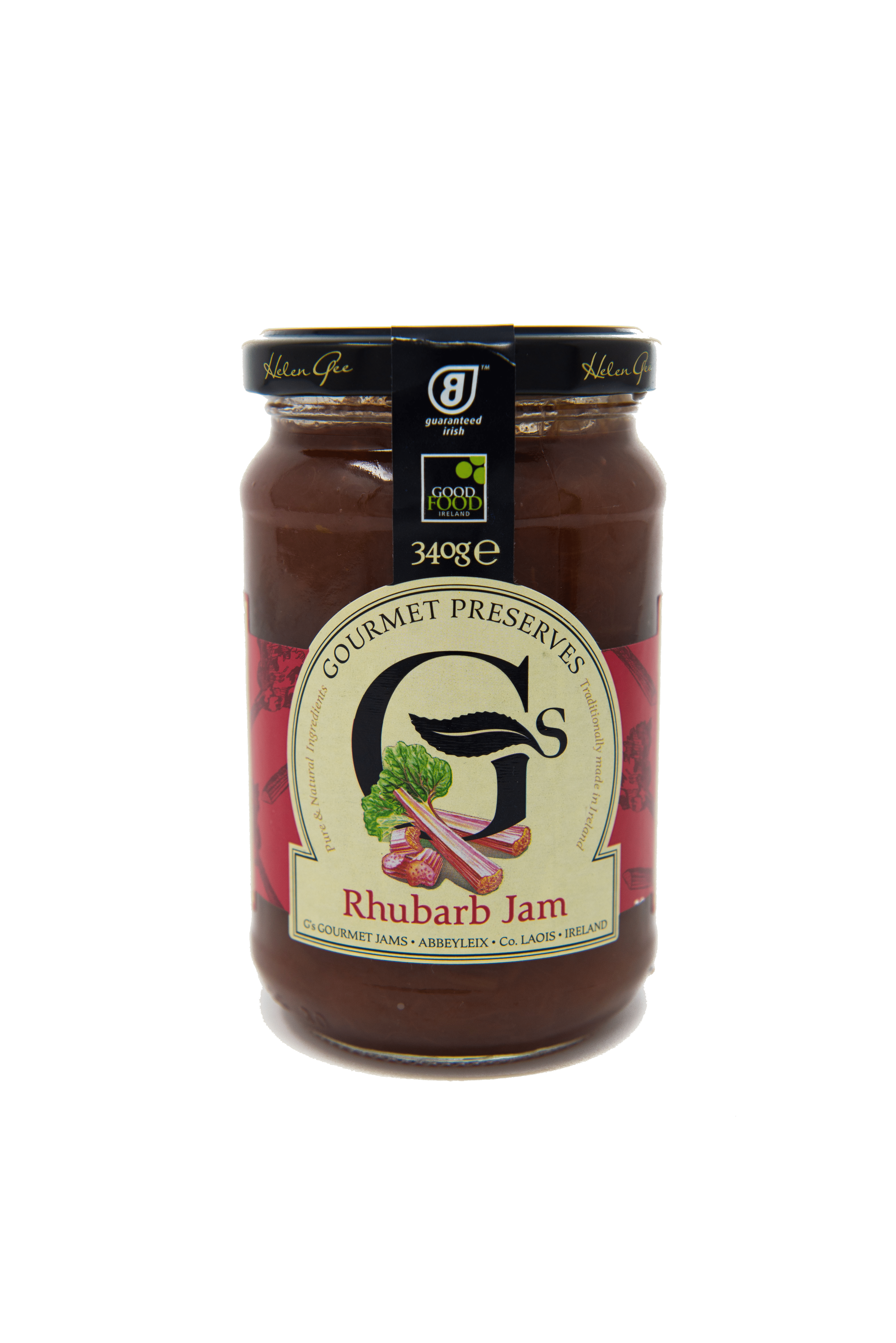 Rhubarb Jam Image